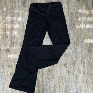 Athleta Black Yoga Workout Pants
